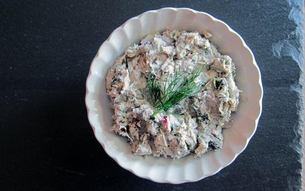 bluefish pate recipe