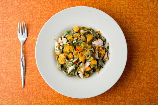 kelp pasta recipe