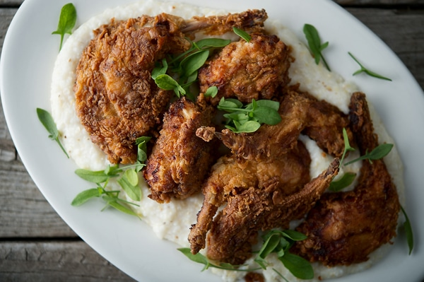 buttermilk fried rabbit recipe