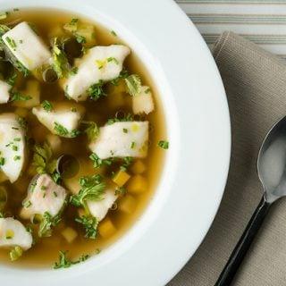 pike soup recipe