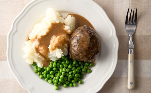British meatballs recipe