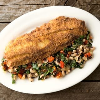 fried speckled trout recipe