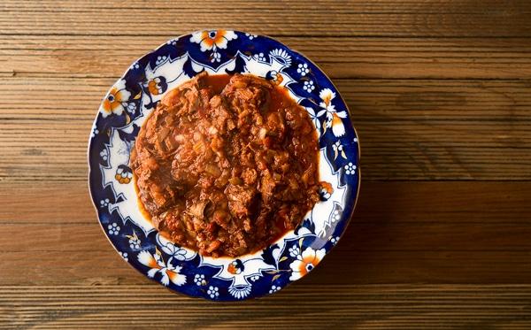 venison porkolt recipe