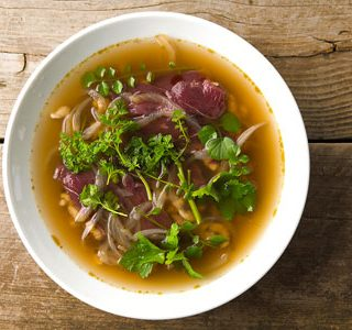 Goose soup recipe
