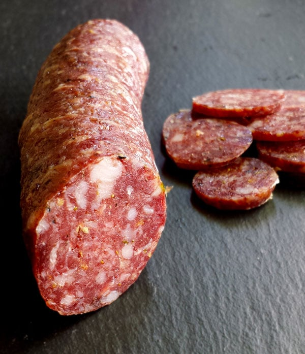 how to tell if salami is bad