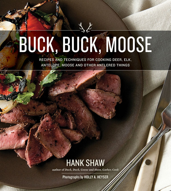 Buck Buck Moose Book Cover