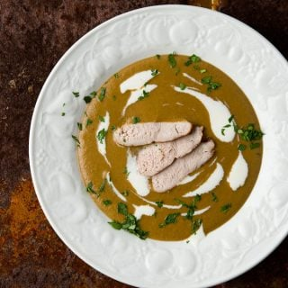 Acorn soup recipe