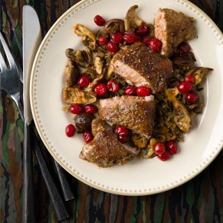 Grouse Northwoods recipe