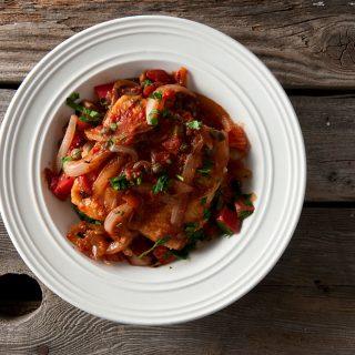 Italian Glutton's Style Fish