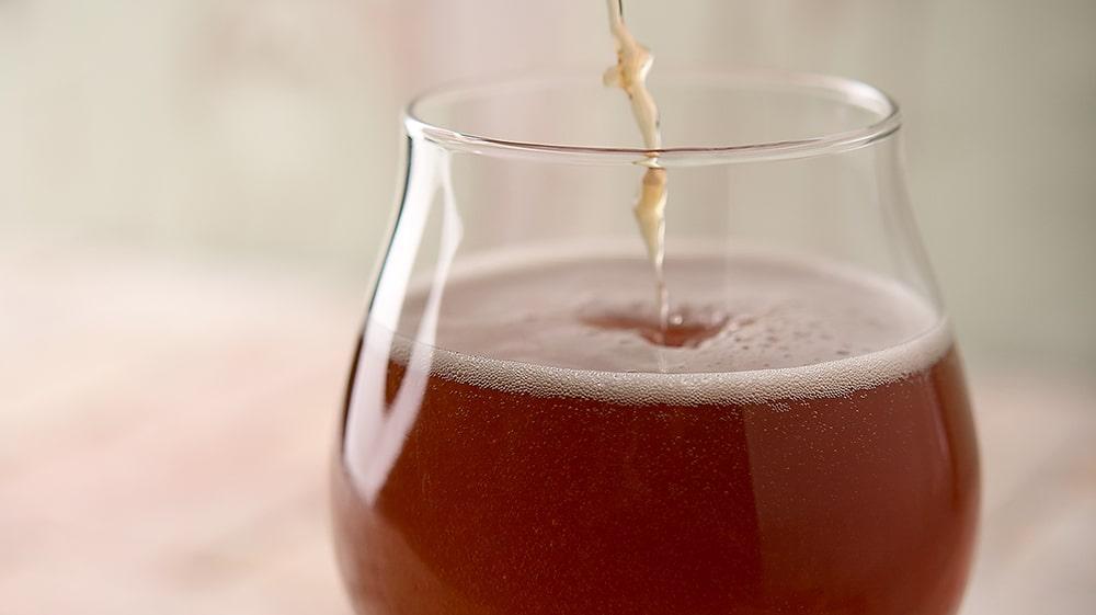 Fir tip ale