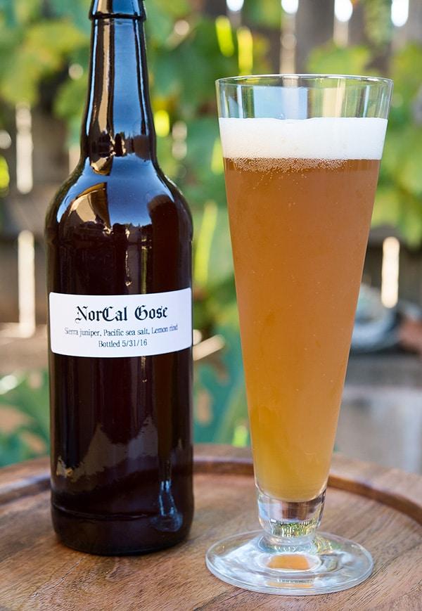gose beer recipe