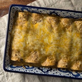 Dove Enchiladas