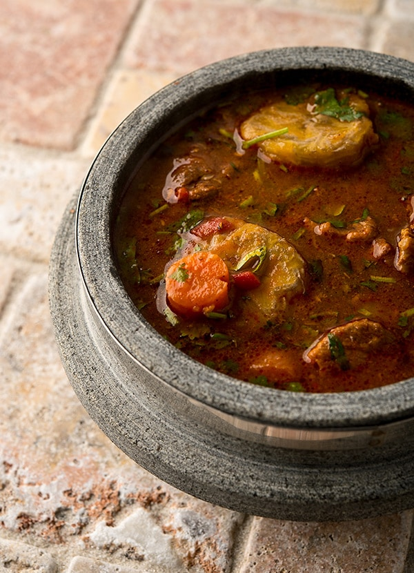 Javelina stew recipe