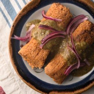 Venison tamales recipe