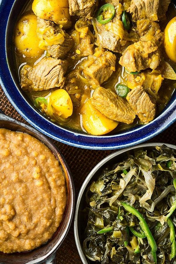 Ethiopian curry