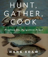 Hunt, Gather, Cook book cover