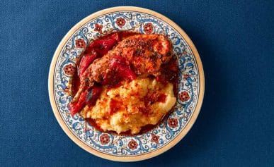 calabrian rabbit recipe