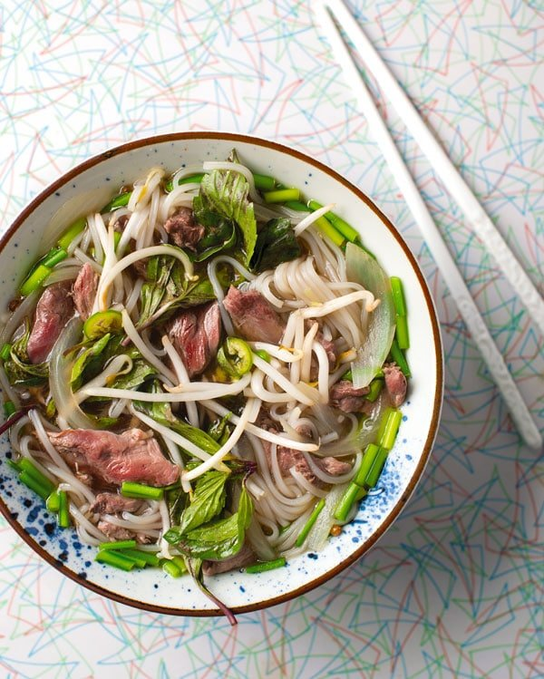 Vietnamese Duck Pho Recipe - How to Make Pho with Duck