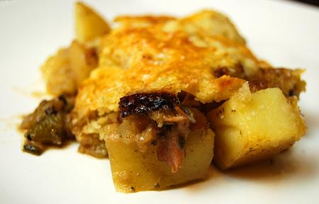 pheasant and pork pie
