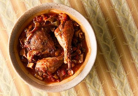 pheasant cacciatore recipe