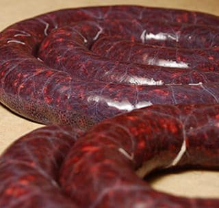 blood sausage recipe