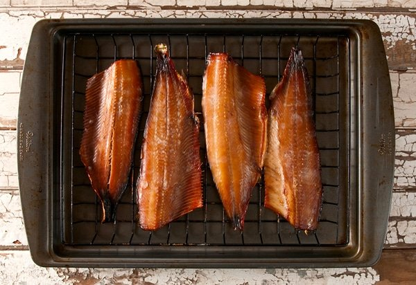 smoked shad recipe