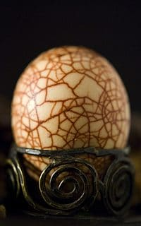 madrone tea egg