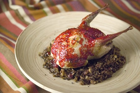 roast grouse recipe