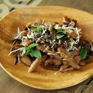wild mushroom ragu recipe