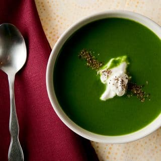 nettle soup recipe