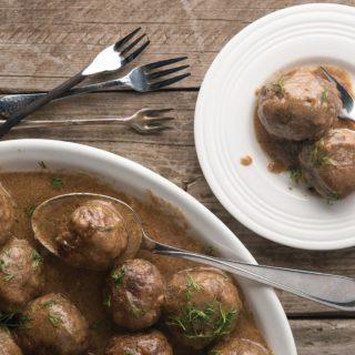 Swedish Meatballs – Yeah, Baby! Yeah!
