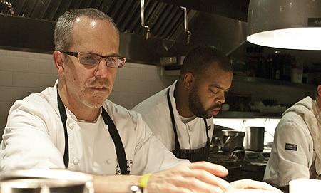 Chef Michael Tuohy