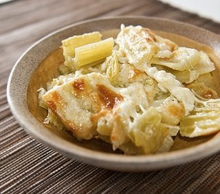 cardoon gratin recipe