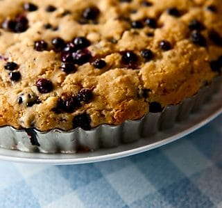huckleberry cake recipe