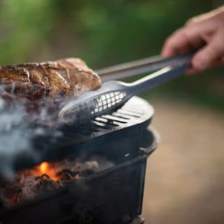 grilled venison loin recipe