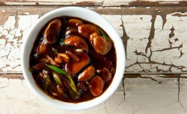Chinese puffball recipe