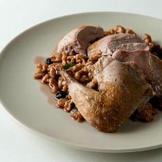 roast hungarian partridge recipe