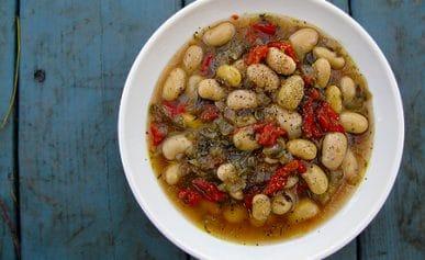 greek beans recipe