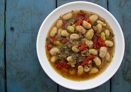 greek beans recipe