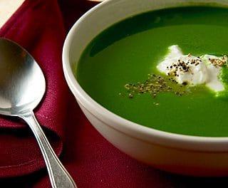Scandinavian Nettle Soup