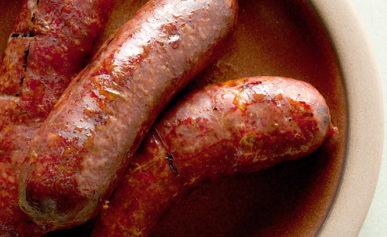 andouille sausage recipe