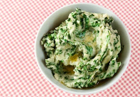 colcannon recipe with cow parsnips