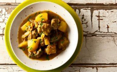 massaman venison curry recipe