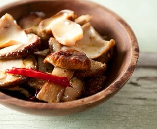 how to preserve porcini