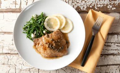 skate wing with brown butter recipe