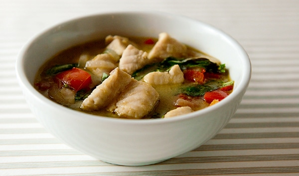 green curry fish recipe