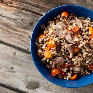 grouse salad recipe