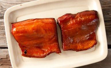 how to smoke salmon recipe