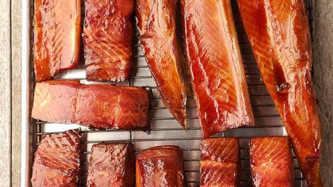 How To Smoke Salmon Smoked Salmon Recipe Hank Shaw