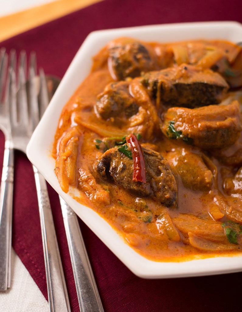 rabbit curry recipe